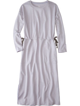 Uprising Long Sleeve Midi Dress