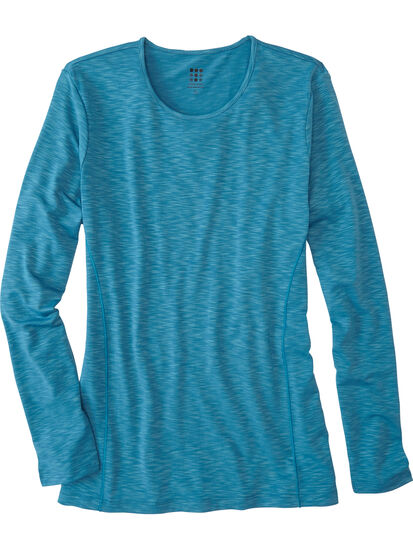 Henerala Long Sleeve Top - Solid: Image 1