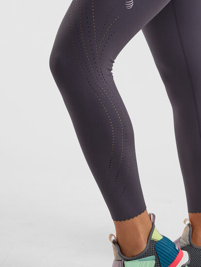 Perf Performance High Waisted Leggings: Image 4