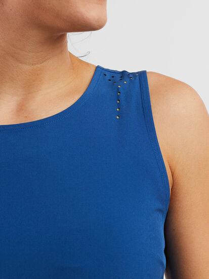 Unconventional Sleeveless Dress, , original