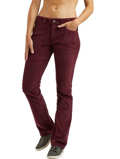 Clara Kent Corduroy Pants - Straight: Image 1
