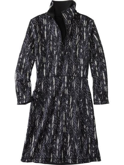 Hyperspeed Reversible Dress - Sleet: Image 1
