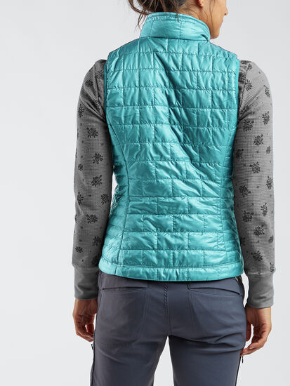 Jag Insulated Puffer Vest: Image 4