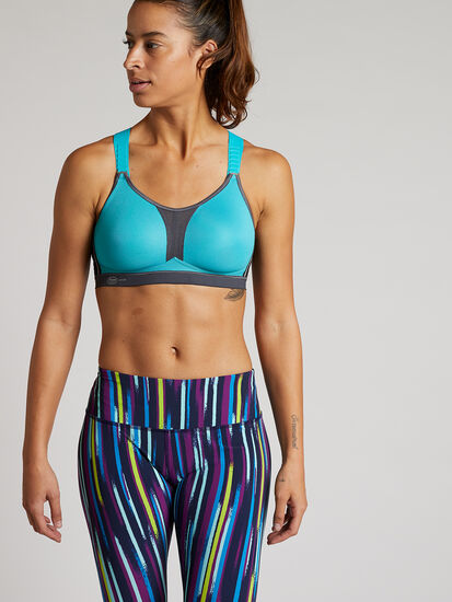 Believer Sports Bra: Image 1