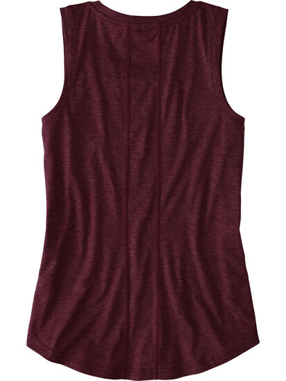 Vibe Tank Top - Solid: Image 2