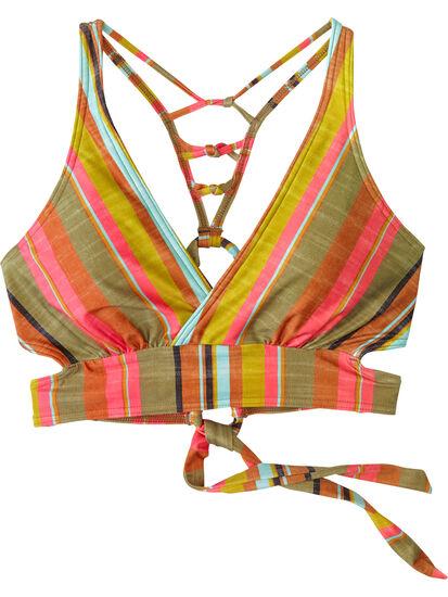 Fergusen Bikini Top - Cacti Soleil Stripe: Image 1