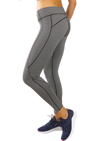 Herringbone Distance Run Tights: Image 3