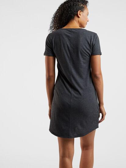 Interstate T Shirt Dress: Image 3