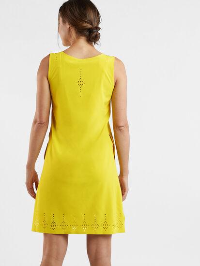 Unconventional Sleeveless Dress: Image 4