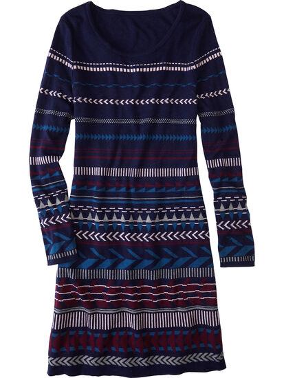 Tallchief Sweater Dress: Image 1