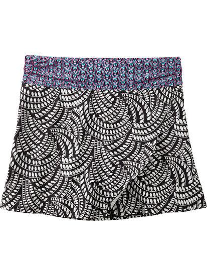 Aquamini Skirt - Whirlwind: Image 1