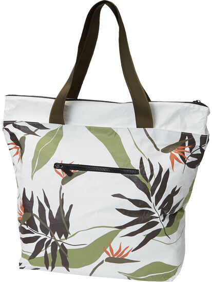 Aloha Tote Bag - Painted Birds: Image 2