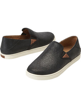 Surfer Slip On Sneaker- Leather