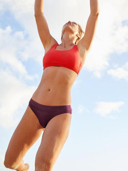 Lehua Bikini Bottom - Solid: Image 4