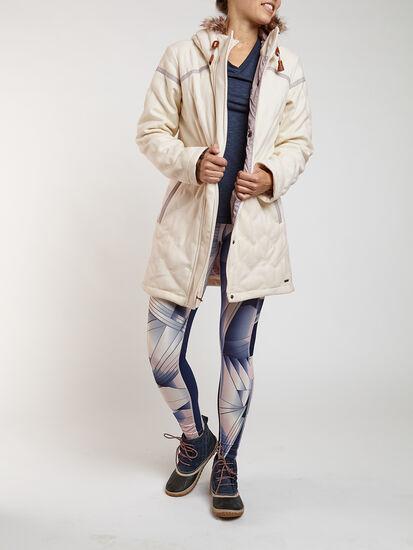 Alpine Ace Jacket: Model Image
