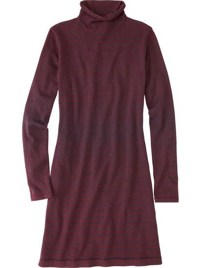 Synergy Mockneck Sweater Dress: Image 1