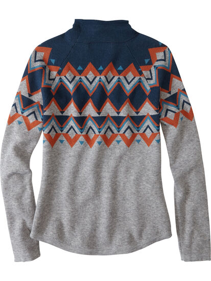 Barra Sweater - Fair Isle: Image 2