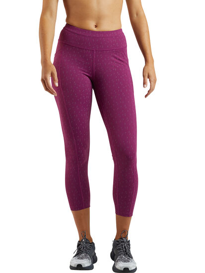 KC 3/4 Running Tights: Image 1