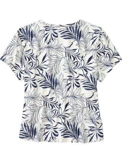 Shaka Short Sleeve Sun Shirt - Alana: Image 2