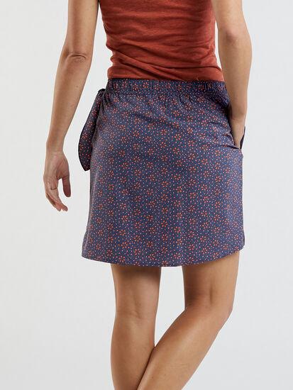 Crusher Wrap Skirt: Image 4