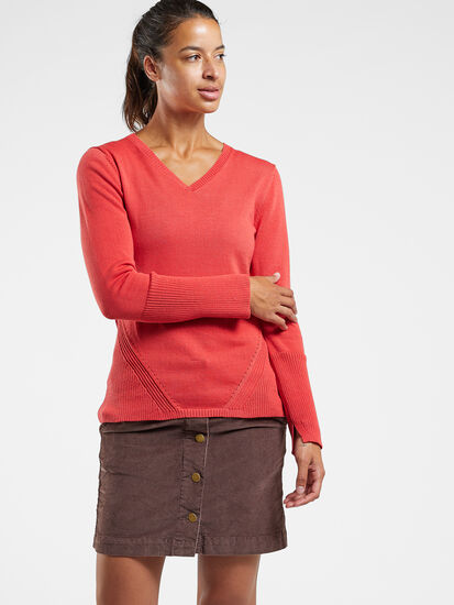 Synergy Adept V-neck Sweater: Image 3