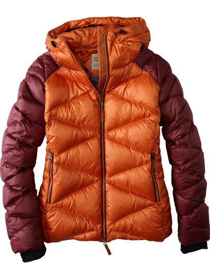 Ready to Fly Puffer Jacket: Image 1