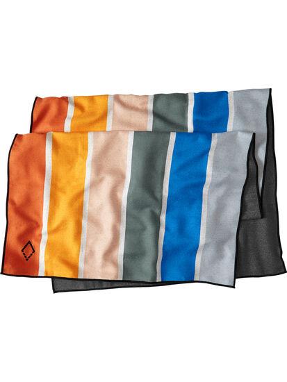 Universal Towel - Stripes Retro: Image 1