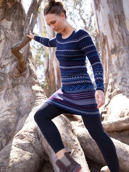 Tallchief Sweater Dress: Image 3