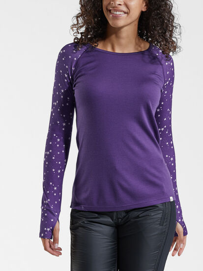 What The Bluff Long Sleeve Top: Image 4