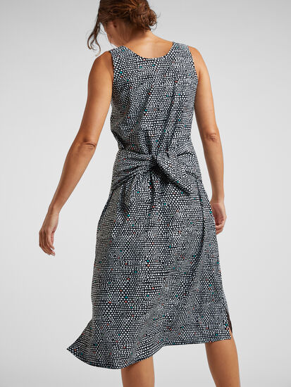Round Trip Midi Dress - Triangulate: Image 3