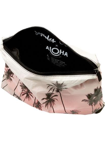 Aloha Stash Bag - Hibiscus: Image 3
