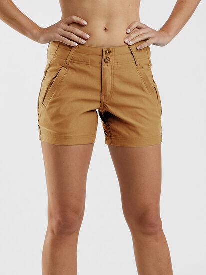 """Encore Recycled Hiking Shorts 5"""": Image 1"""