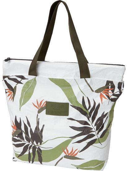 Aloha Tote Bag - Painted Birds: Image 1
