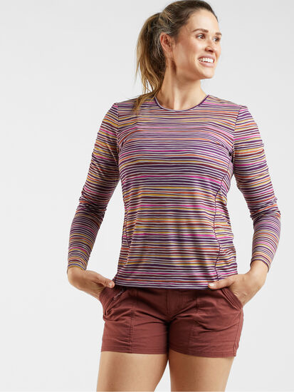 Henerala Long Sleeve Top - Aqueduct: Image 3