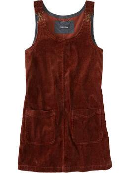 Savvy Corduroy Jumper Dress