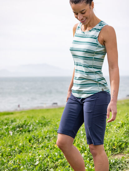 Vibe Tank Top - Rugby Stripe: Image 5