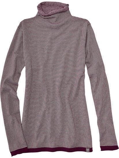 Synergy T-neck Sweater: Image 1