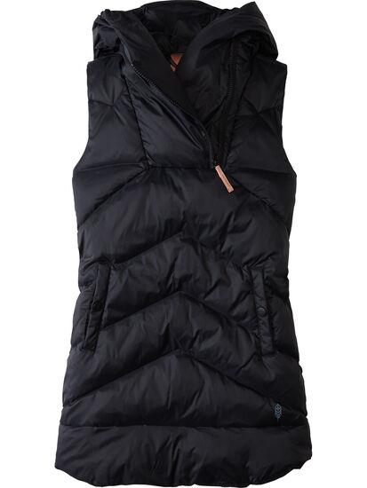 Fortuitous Vest Dress - Solid: Image 1