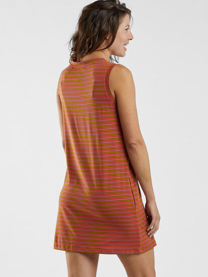 Aviatrix Sleeveless Pocket Dress, , original