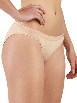 What the Sweat Bikini Underwear - Valley Flora