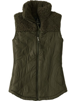 Freya Fleece Lined Vest