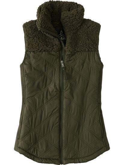Freya Fleece Lined Vest: Image 1