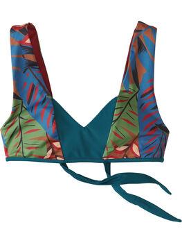 Bahama Mama Reversible Bikini Top - Tropicalia