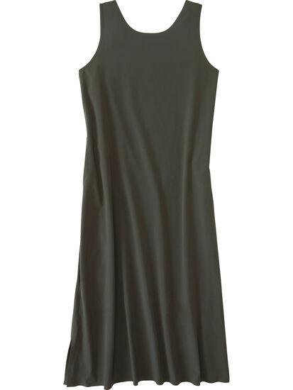 Round Trip Midi Dress - Solid: Image 2