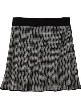 Super Power Skirt - Herringbone