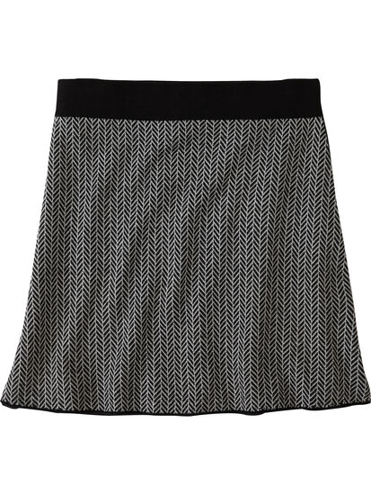 Super Power Skirt - Herringbone: Image 1