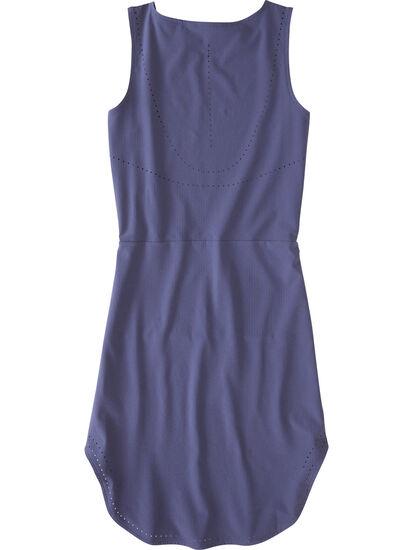 Cirrus Lasercut Dress - Crinkle: Image 2