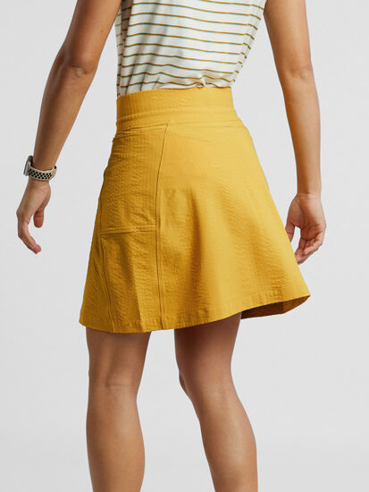 SwiftSnap Skirt - Textured Nimblene, , original