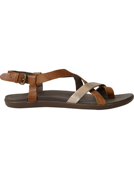 Monarch Ankle Strap Sandal