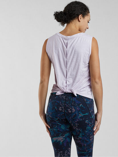 Phoenix Pleat Back Tank Top: Image 4